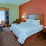 Enjoy a warm and inviting guest room at our Bordentown hotel.