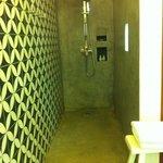 Beautiful tiles (Shower area)