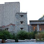 Older Part  of Jiuzhai Jarpo Holiday Inn