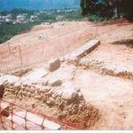 Aujourd'hui des fouilles sont en cours