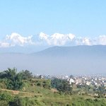 View from subaru panorama