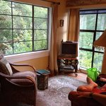Laurel Suite sitting room
