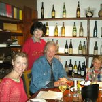 Amongst bottles and treasures at Delheim Cellar