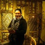 Charming Alicia gives impeccable service at Delheim Cellar