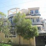 Bole Guest House Outside look