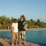 roger boez y mi amigo argentino