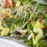 Truly healthy Veggie Salad