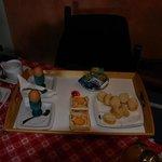 energetisches Frühstücksangebot B&B Due Leoni