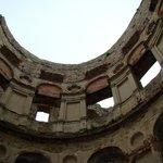 Zamek Krzyżtopór - wnętrze