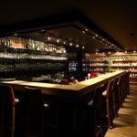 Le bar vintage wine