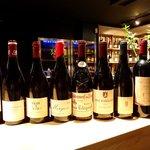 Selection de nos vins