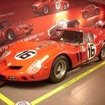 """Una delle tante """"mitiche"""" Ferrari"""