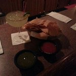 Margarita and salsa - excellent