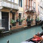 Beleza dos canais de Veneza
