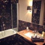 Très belle salle de bain