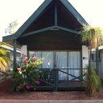 Monolocale con veranda  Desert Palms Resort
