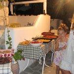 Ilios of Paros Foto