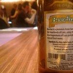 Beerlao at Busaba