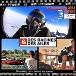 """Dans l'émission """"Des Racines & des Ailes"""""""