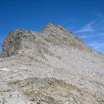 pico Serrato (2888m), cara E y vía de ascensión