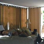 Living Room w/ Slight view of Lanai