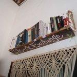 empréstimos de livros