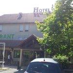 P'tit Dej-Hotel Gap Le Pre Vert Foto