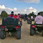 ATV tour.