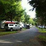 This RV resort is very clean and camper friendly!
