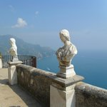 Terrace of Infinity - Villa Cimbrone Ravello