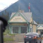 Entrada do Parque de Jasper