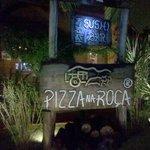 Frente da Pizzaria