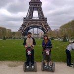 segway tour of paris