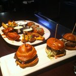 Sliders on Special