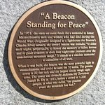 A Beacon Standing For Peace