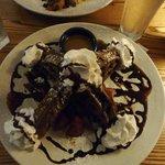Bintliff's: Dark Chocolate Waffle