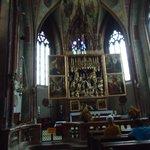 interior da Igreja de Saint Wolfgang