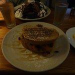 Bintliff's: Apple Cinnamon Raisin Stuffed French Toast