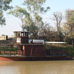Thomson River Paddlewheeler