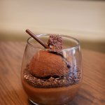 Belgian Chocolate Mousse (Sept 2013)