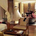 newlywed room