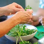 Enjoy cooking with fresh local produce