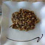 gnocchi di castagne all'anatra