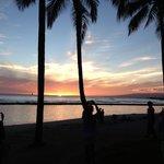 Sunset at Waikki