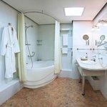 Ванная комната, бизнес-люкс