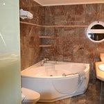 salle de bain + balnéo