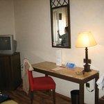 Tele y escritorio