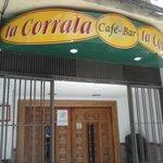 ENTRADA DE LA CORRALA
