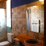 Baño habitacion doble superior