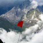 Red Flag at naxi